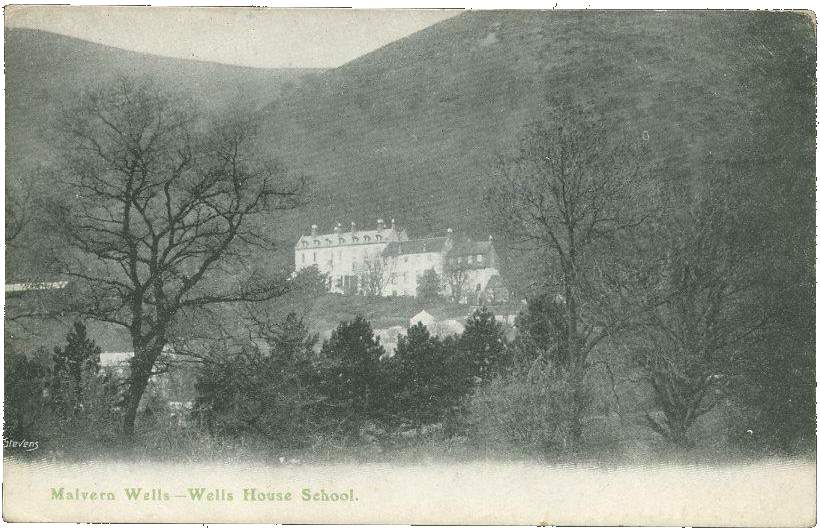 Old Image of Holywell Suite Malvern Wells House