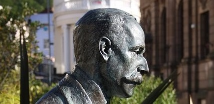 Elgar great malvern statue